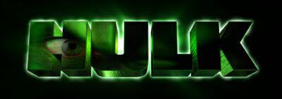Hulk movie logo