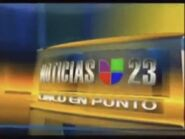 Kuvn noticias 23 cinco en punto package 2006