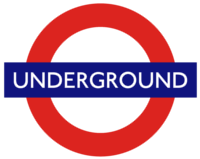 London Underground 1970 roundel small