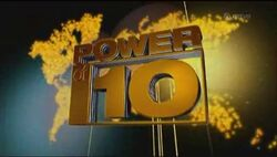 Power of 10 finland