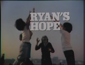 Ryan's Hope Open From 1980
