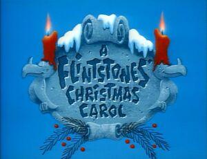 Title-flintstonechristmascarol