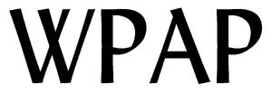WPAP - 1970s
