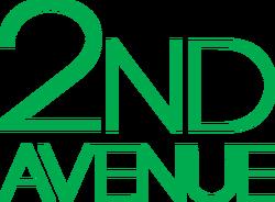 2nd Avenue Logo (2014)