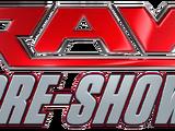 WWE Raw Pre-Show