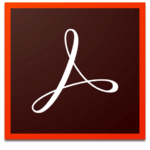 Adobe Reader DC icon