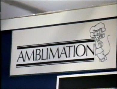 Amblin Entertainment Fievel