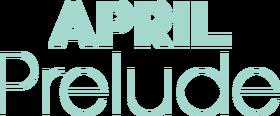 April Prelude logo
