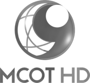 Channel 9 MCOT HD 2017 B-W
