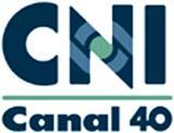 Cni canal 40 logo