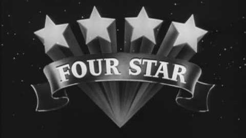 Four Star Television Logo (1956-A)