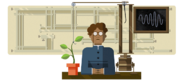 Google Jagadish Chandra Bose's 158th Birthday