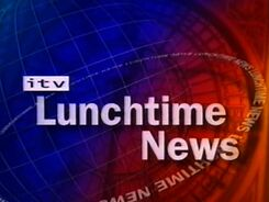 ITV Lunchtime News Titles (1999)