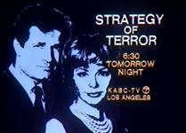 KABC Strategy Of Terror Promo Slide 1974