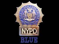 NYPD Blue logo