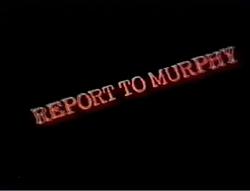 Report to Murphy Alt
