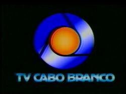 TV Cabo Branco 1986