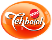 Tehbotol Sosro oval logo