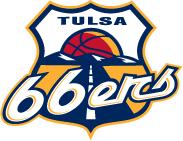 Tulsa 66ers logo (2007-2009)
