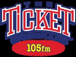 WGVX 105.1-WRXP 105.3-WGVZ 105.7 The Ticket 105 FM