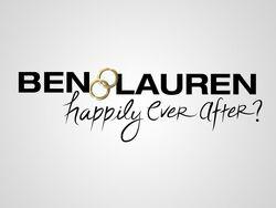 Ben and lauren happily ever after tv logo