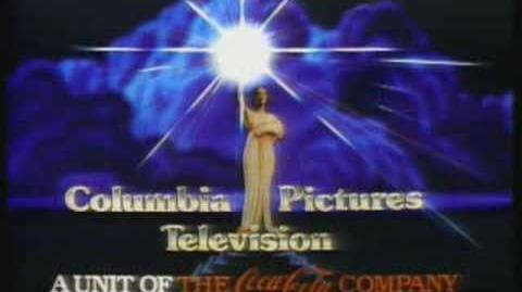 Columbia Pictures Television Logo (1982) Alt.