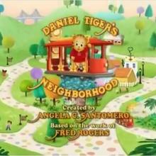 Daniel Tiger S Neighborhood Logopedia Fandom