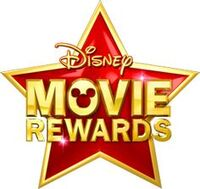 Disney Movie Rewards 3D logo