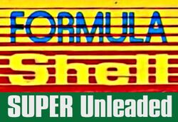 Formula Shell Super Unleaded Zoom Masters 90s