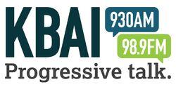 KBAI 930 AM 98.9 FM