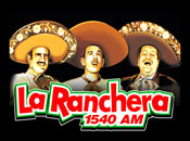La Ranchera 1540 Dallas