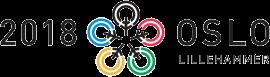 Oslo 2018 logo