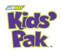 Subway Kids Pak 2002