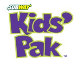 Subway Fresh Fit for Kids