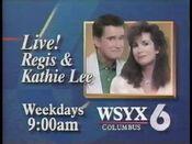 WSYX Regis Kathie Lee 92ID