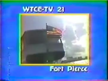 WTCE-TV 1990
