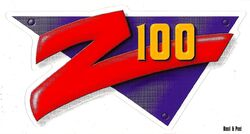 Z100 KKRZ logo