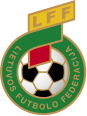 87px-Lithuanian Football Federation logo svg