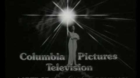 Columbia Pictures Television Logo (1982) B&W