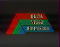Delta Video Old Logo