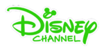 Disney Channel Philippines White and Green Logo 2017