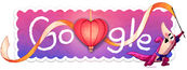 Google Valentine's Day 2017 (China)