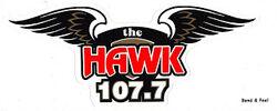 KAHK 107.7 The Hawk