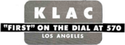 KLAC FM Los Angeles 1948