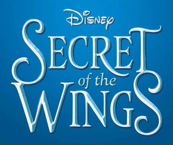 Secret of the Wings logo