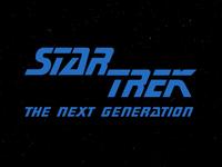 Star Trek The Next Generation logo high quality