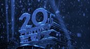 The 1981 20th Century Fox logo (Snow Variant)