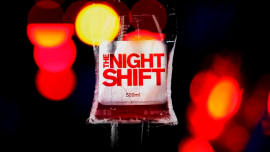 The Night Shift intertitle