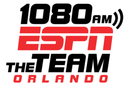 WHOO ESPN 1080 The Team