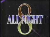 WJW 8 All Night 1989